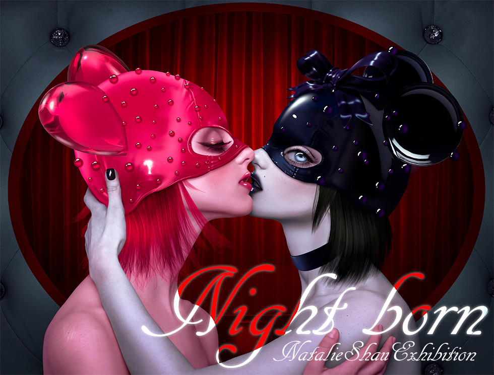Natalie Shau展「Night born」